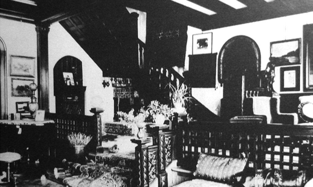 Hotelul in trecut